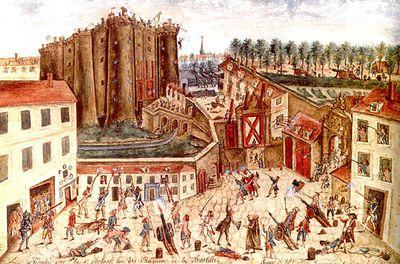 Toma de la Bastilla (1789)