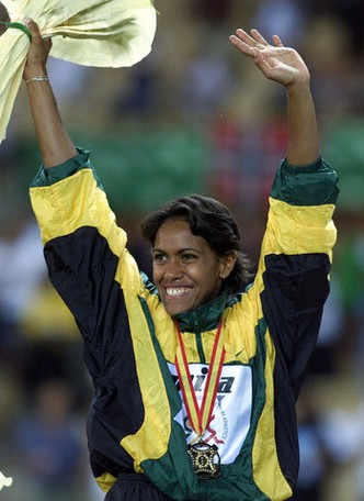 Cathy Freeman - Sevilla 1999