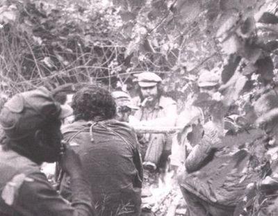 Che Guevara en Bolivia