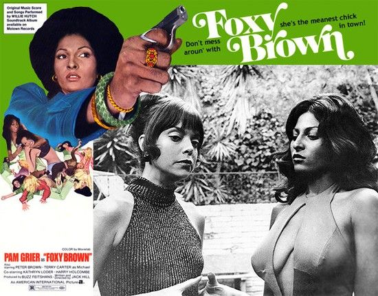 Pam Grier, Foxy Brown (1974)