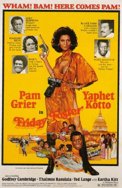 Pam Grier, Friday Foster (1975)