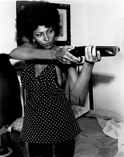 Pam Grier, Coffy (1973)