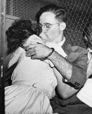Julius y Ethel Rosenberg