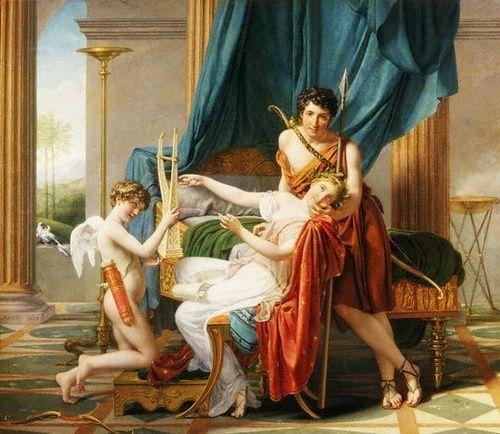 Safo de Lesbos (o de Mitilene); obra poética. Cultura antigua Safo_de_lesbos_05