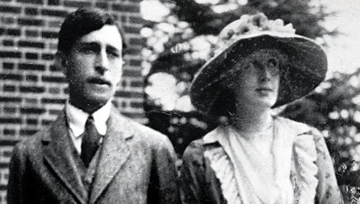 Leonard y Virginia Woolf