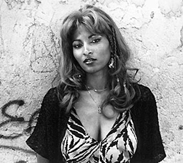 Pam Grier, Fort Apache, The Bronx (1981)