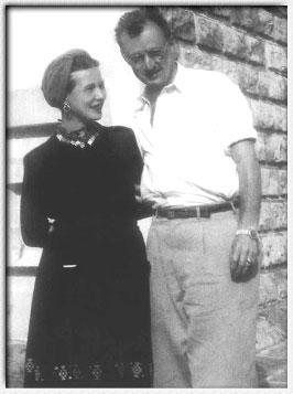 Simone de Beauvoir y Nelson Algren
